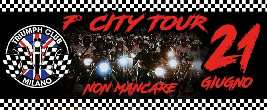 7° Triumph Milano City Tour